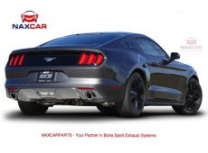 Ford Mustang 2.3l '15-'17 Cat-Back 140584 S-Type