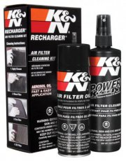 K&N Luchtfilter Reiniger / Recharger Kit K&N Luchtfilter Reiniger / Recharger Kit